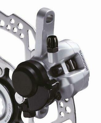 Shimano BR-R317 Disc Brake Caliper Resin Pad Silver Front or Rear Bicycle a2145