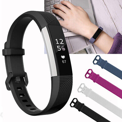 Fr Fitbit Alta HR Replacement Silicone Wristband Wrist Band Watch Strap Bracelet