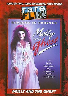 Molly and the Ghost (DVD)  Revenge is Forever, New & Rare to Find Flix BRAND NEW