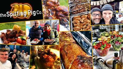 Hog Roast Machine Catering Business For Sale In Devon