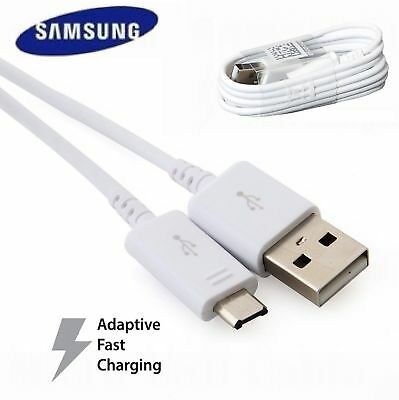 Samsung/Android FAST CHARGE Micro USB Data Charger Cable Galaxy S5 S6 S7 Edge