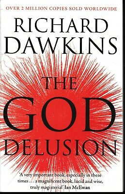 SCIENCE , THE GOD DELUSION by RICHARD DAWKINS