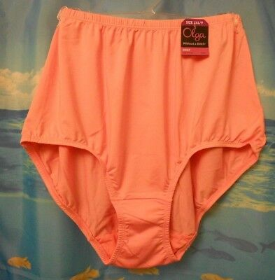 8bf6593cdbd8 Olga #23173 Without A Stitch Micro Brief Panty NWT U Pick Color/Size