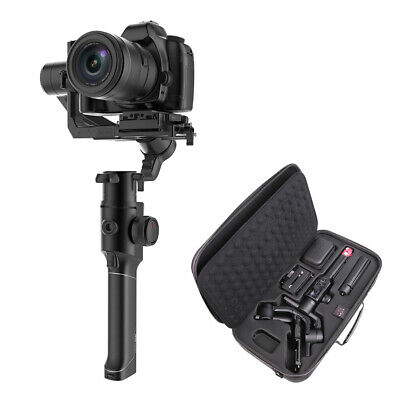 US Ship MOZA Air 2 3-Axis Handheld Gimabl Stabilizer for DSLRs Mirrorless+ Case