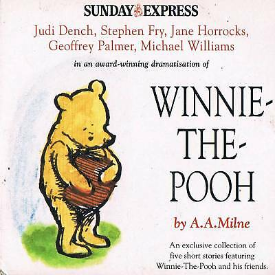 Winnie The Pooh Collection Of Five Short Stories -Dramatisation SE CD Audio Book