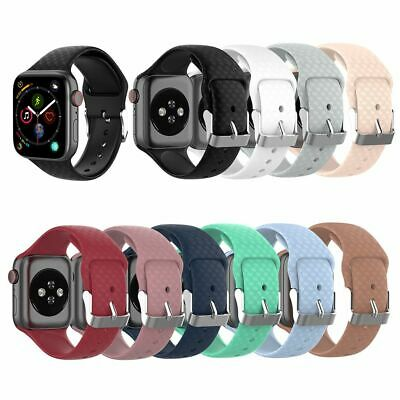 Correa Apple Watch Series 1/2/3/4 pulsera silicona iWatch 38-40mm 42-44mm