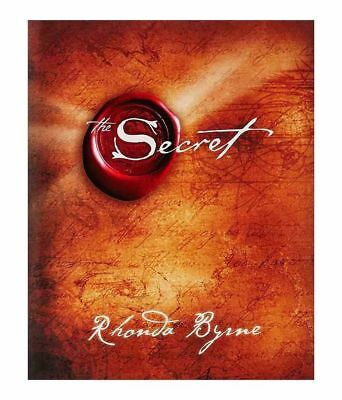 The Secret set of 4 Books (1-4) by Rhonda Byrne: SENT VIA EMAIL IN PDF