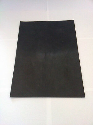 """New Nitrile NBR Rubber Sheet 300mm x 215mm x 1.5mm 3/16"""" Gasket Material Oil"""