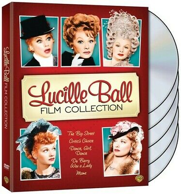 Lucille Ball: 5 Film Collection (5 Disc) DVD NEW