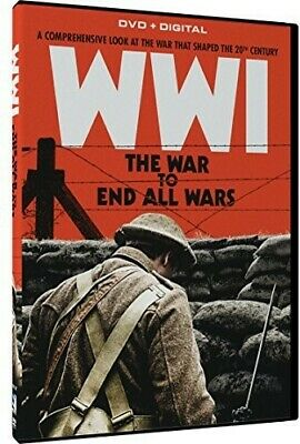 WWI World War I: The War to End All Wars (2 Disc) DVD NEW