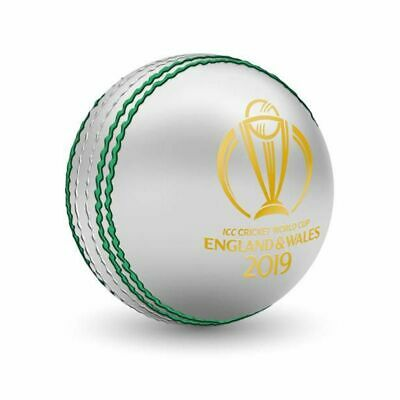 2019 Barbados $5 ICC Cricket World Cup Cricket Ball-Shaped 1oz Silver Proof-like