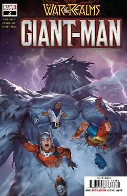Giant Man #2 War Of The Realms - Marvel