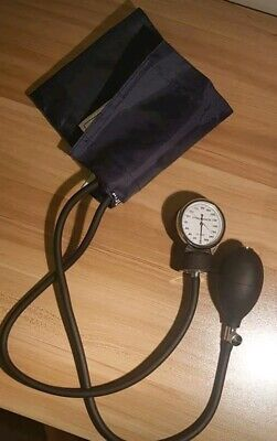 Arm Blood pressure Monitor Aneroid Sphygmomanometer Stethoscope Cuff Dial Set AU