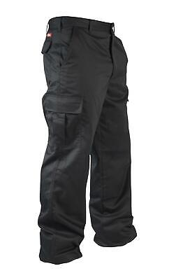 Lee Cooper Workwear LCPNT205 Mens Work Safety Cargo Pants Trousers