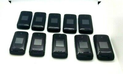 10 Lot Alcatel One Touch 2017B CDMA Boost Mobile Smartphone Used Wholesale As Is