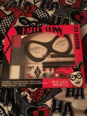 Harley Quinn Suicide Squad Make Up Kit - New Hot Topic