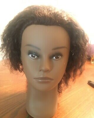 "CLIC INTERNATIONAL MANNEQUIN HEAD HAIR DE SILK ""Destiny"" SC3206"