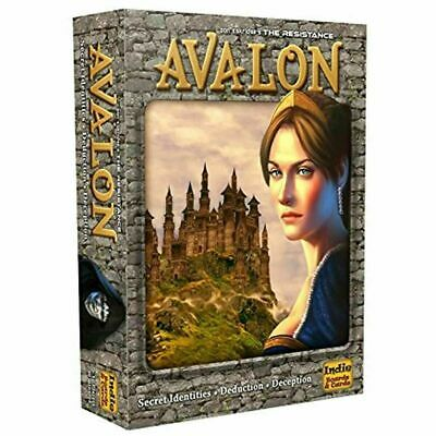 The Resistance Avalon Board Game Card Game Free Postage