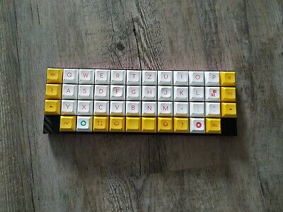 PLANCK MECHANISCHE TASTATUR Ortholinear Keyboard