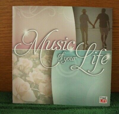 "Music of your Life ""Falling in Love"" Time-Life 2 CD's (( CD's ONLY))"