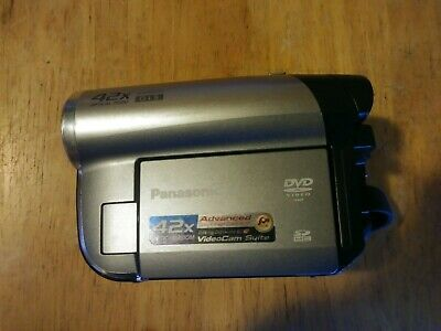 PANASONIC VDR-D50 DVD CAMCORDER DRIVER FOR MAC