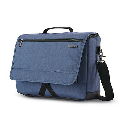 Samsonite Modern Blue Utility Messenger Bag