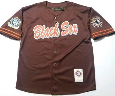 sneakers for cheap 661f0 16c10 NEGRO LEAGUE BASEBALL Museum Stitched Jersey Size XXL ...