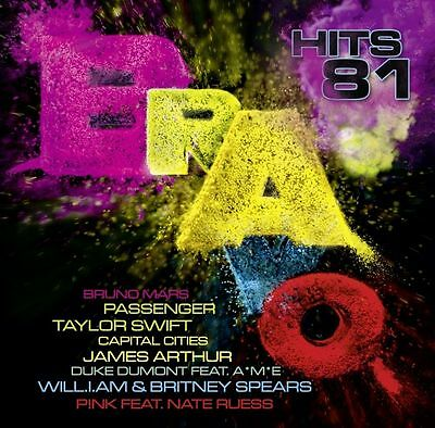 Bravo Hits Vol.81 (Doppel-CD) von Various Artists (2013)