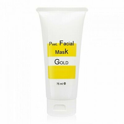 Peel Facial Mask Gold Dhermia Cosmetica Italiana 75 Ml