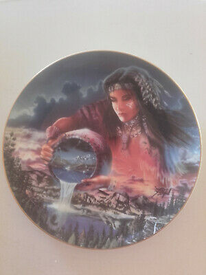 """Wandteller ROYAL DOULTON - """"THE WATERS OF LIFE"""" Limited Edition"""