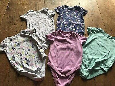 🌼Baby Girl 🌺Vest Bundle🌼 18-24months 🌺