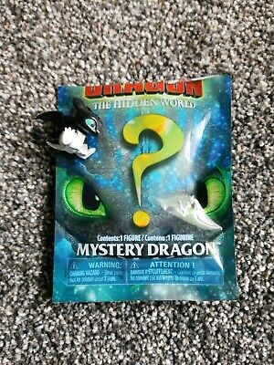 How to Train Your Dragon Mystery Mini Figure HTTYD NightLight Baby
