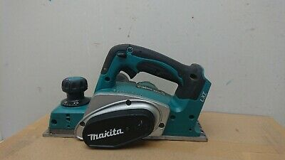 Makita BKP180 LXT 18V Li-Ion Cordless Planer 82mm - Bare Unit