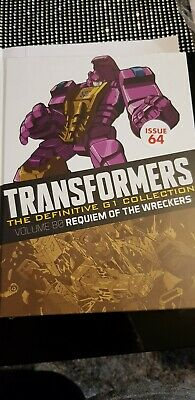 Transformers The Definitive G1 Collection - Issue 64