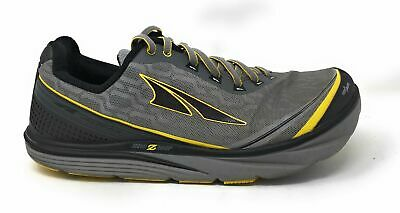 Altra Torin IQ Men's Road Running Shoe, Gray/Yellow, 11 USED