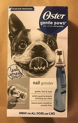 Oster Gentle Paws Nail Grinder for all Cats and Dogs
