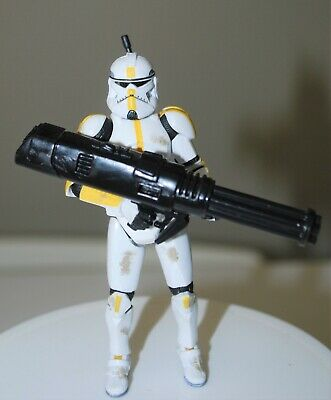 """Star Wars Barc Trooper Clone Wars 30Th Anniversary 3.75"""" Legacy Collection"""