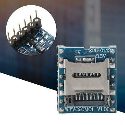 VOICE PLAYBACK MODULE MP3 Music Player Serial Port Control For