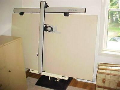 Mutoh TF-20 Drafting Table Stand with Vemco 61 Drafting Machine