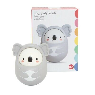 Tiger Tribe Roly Poly Koala | Educational Baby Toy 3 mnths+