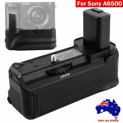 VG-A6500 Vertical Battery Grip Holder For Sony A6500 Digital Micro Single Camera