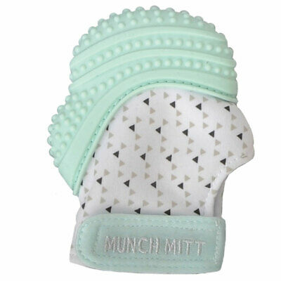 Malarkey Munch Mitt Mint Green Online Only