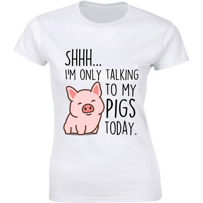 322 Porkopolis womens T-shirt pig cincinnati flying funny pigs ohio illustration