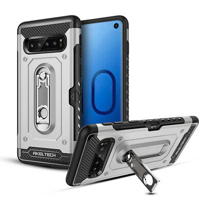 Shockproof Hammer  Armor Cover Stand Case For Samsung Galaxy S10/S10 Plus/Note9
