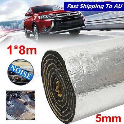 10 SHEETS 187X265MM Car Van Sound Proofing Deadening