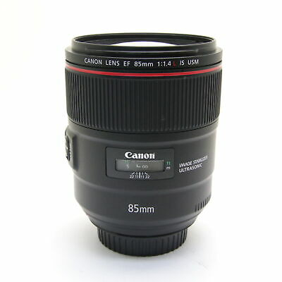 Canon EF85mm F1.4L IS USM #18
