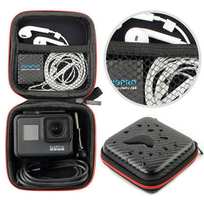 Travel Carry Hard Case Storage Bag Box Waterproof For GoPro Hero 7 6 5 4 Black