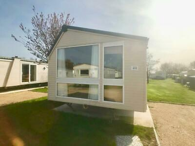 Stunning static caravan holiday home for sale near Tattershall, Lincoln