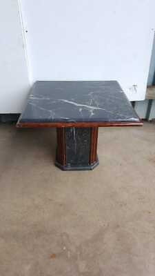 1980's Marble Coffee Table