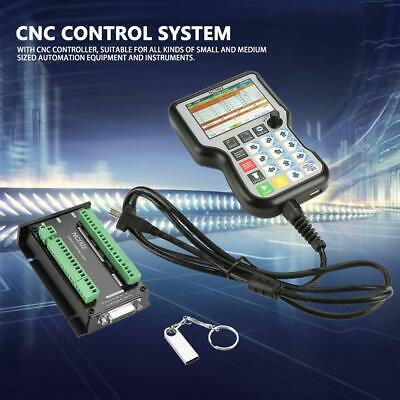 3 Axis NC Card USB CNC Motion Control System Axis Controller Board NCH02 lsy